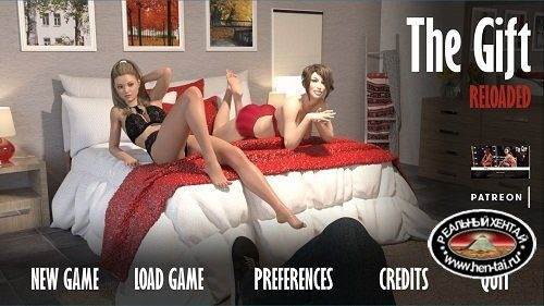 The Gift Reloaded [v0.07]   [2019/PC/ENG/RUS] Uncen