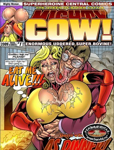 Mighty cow