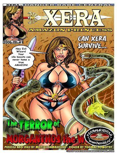 Xera - Amazon Princess - Morganthos