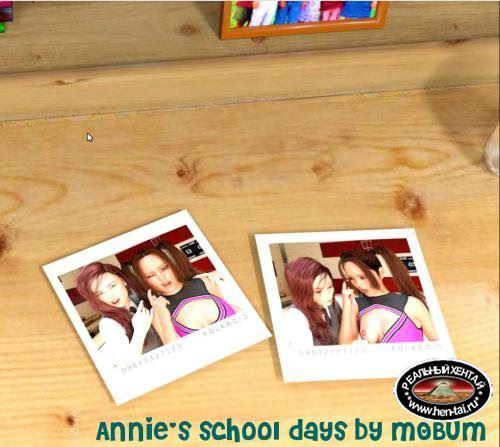 Ann's School Days   [ v.0.5 Fix] (2018/PC/ENG)