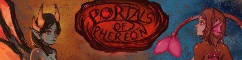 Portals of Pheroeon [ v.0.9.5.1] (2019/PC/ENG)