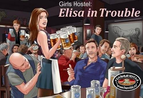 Girls Hostel: Elisa in Trouble [v.1.0.0A] (2019/RUS/ENG)