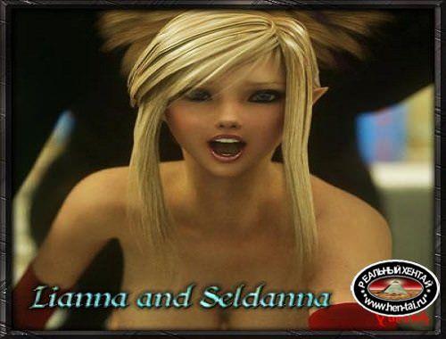 Seldanna and Lianna