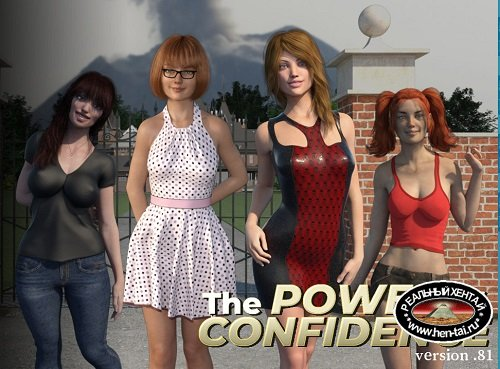 The Power of Confidence [v.1.11] (2019/PC/ENG) Uncen