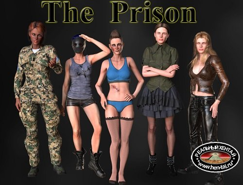 The Prison [v.1.0-] (2019/PC/ENG) Uncen