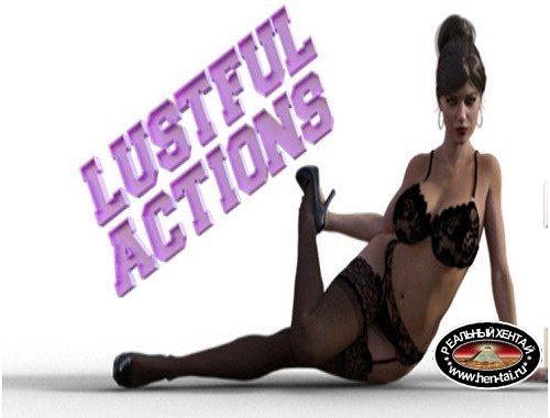 Lustful Actions [Ver.0.1] (2019/PC/ENG)