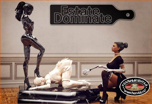 Estate: Dominate [v.0.1 + Incest patch] (2019/ENG)