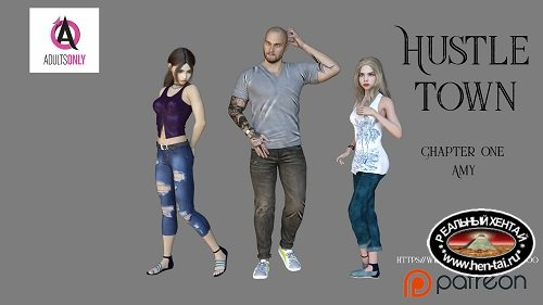 Город Суеты / Hustle Town [v.0.9.1] [2019/PC/RUS/ENG] Uncen