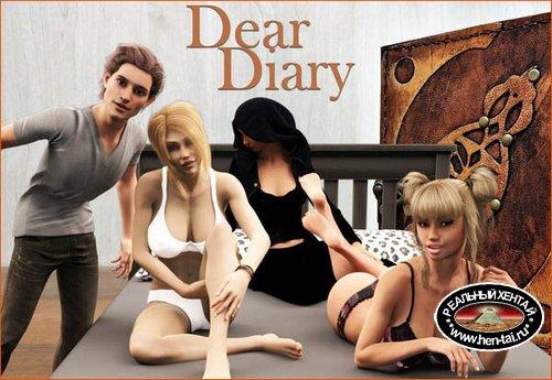 Dear Diary [v.0.1] (2019/ENG)