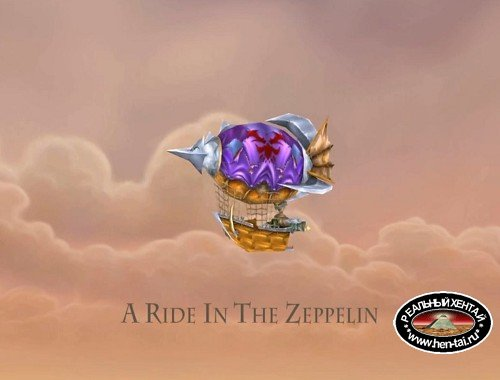 A Ride In The Zeppelin