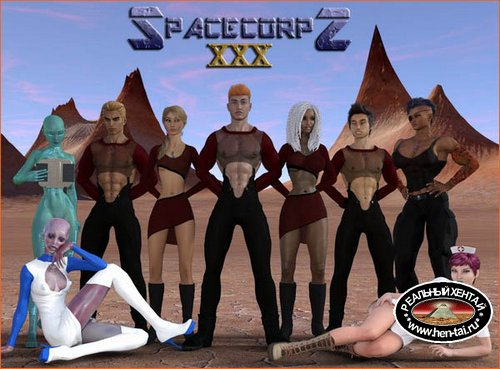 SpaceCorps XXX [v.0.2.3] (2019/ENG)