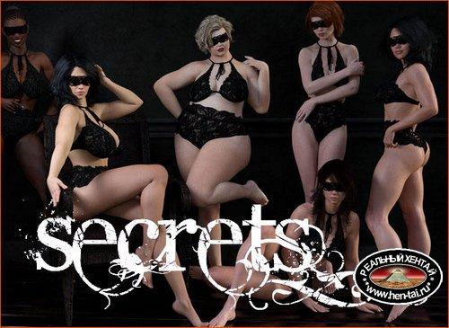 Secrets [Ep. 3 v2.1] (2019/ENG)