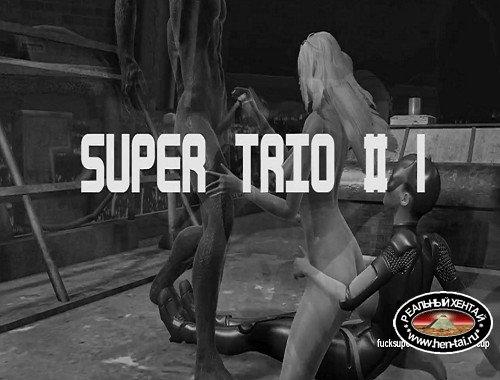 Super Sexy Trio