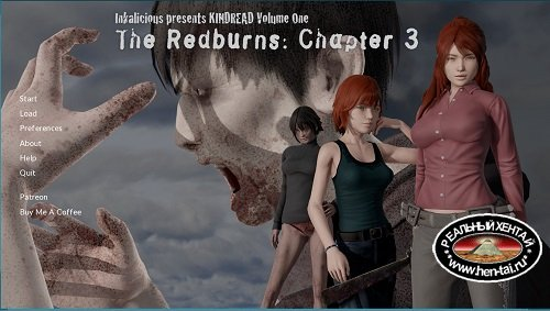 Kindread The Redburns [Ch. 3] + Incest Patch (2019/PC/ENG) Uncen