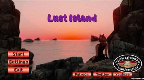 Lust Island [v.0.2] [2019/PC/ENG/RUS] Uncen