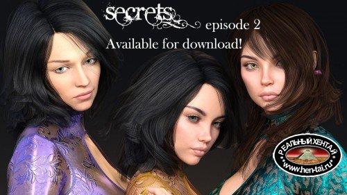 Secrets [ episode 3 v.3.1 ] (2019/PC/RUS/ENG)