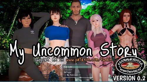 My Uncommon Story [v.0.5] (2019/PC/ENG) Uncen