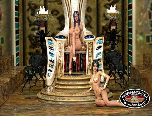Secrets of the Pharaon