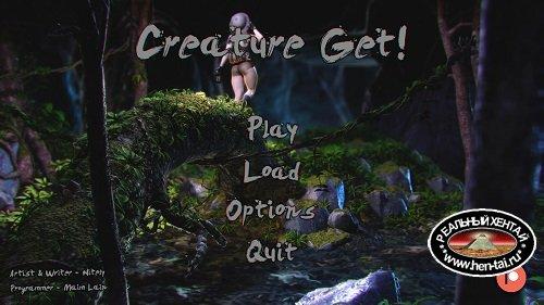 Creature Get! [v.0.1] (2019/PC/ENG) Uncen