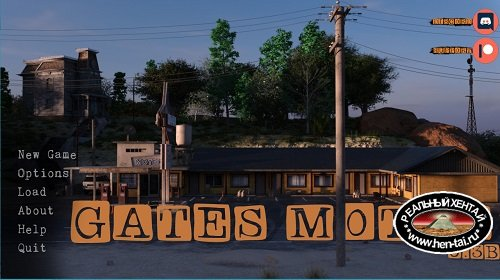 Gates Motel / Отель Гейтсов [v.0.5] (2019/PC/ENG/RUS) Uncen