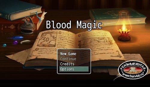 Blood Magic [v.0.000415] (2019/PC/ENG) Uncen