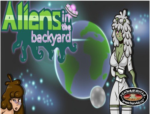 Aliens in the Backyard (2019/PC/RUS/ENG)