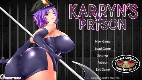 Karryn's Prison [ v.0.7A.k ] (2019/PC/ENG)