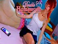 Double Homework Ep3 (онлайн игра)
