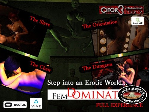 FemDomination - Complete VR [v.1.01] (2016/PC/ENG) Uncen