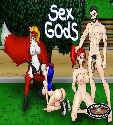 Sex Gods [ v.0.15 ] (2018/PC/ENG)