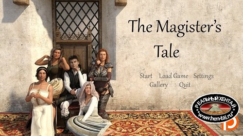 The Magister's Tale [Ch. 1 EC Extra] (2019/PC/ENG) Uncen