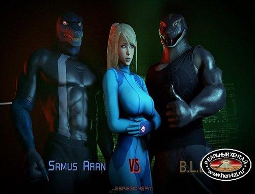 New Samus VS BLD1