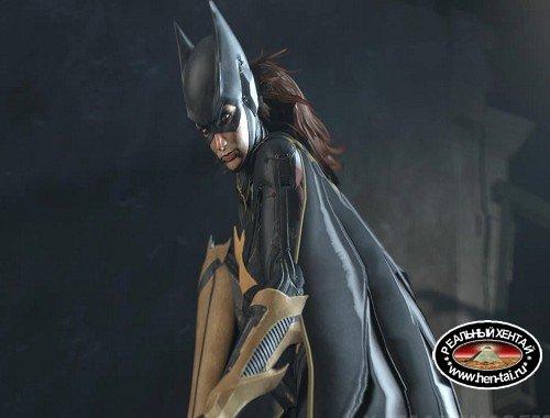 Batman Porn Asylum - Ep. 3 Batgirl Gets Clowned