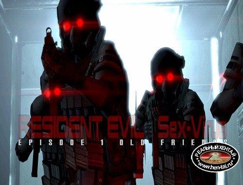 Resident Evil Sex-Virus - Ep. 1 Old Friends