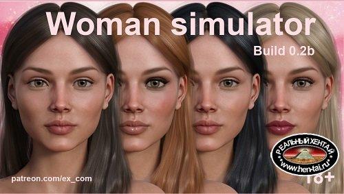Woman simulator [v.Build 0.3.1b fix] (2019/PC/ENG/RUS) Uncen