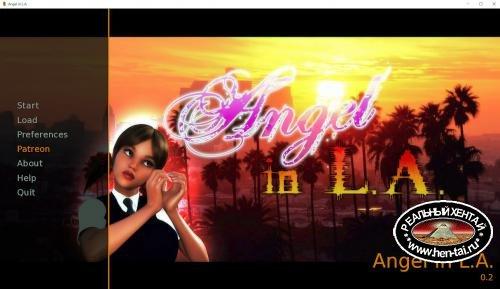 Angel in LA Vol. 1 [ v.0.5.3 ] (2019/PC/ENG)