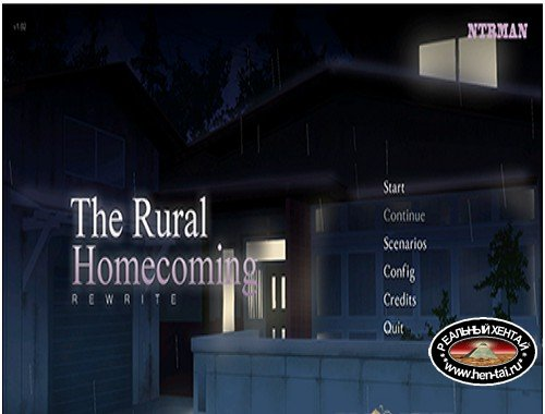 The Rural Homecoming [Ver.1.02] (2019/PC/ENG)