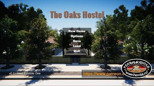 The Oaks Hostel [v.0.2] (2019/PC/ENG) Uncen