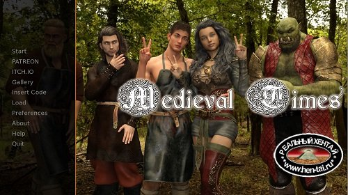Medieval Times [Chapter 3] (2019/PC/ENG) Uncen