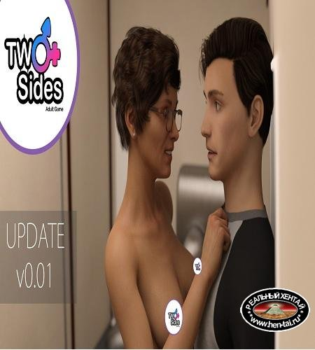 Two Sides Redone [ v.0.03 ] (2019/PC/ENG)