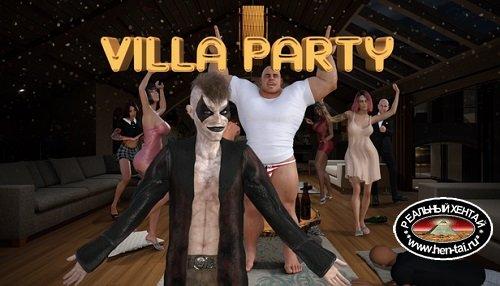 Villa Party I [v.5.1.0] [2019/PC/ENG] Uncen