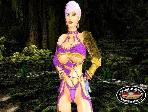 Saga vs Ivy Forest