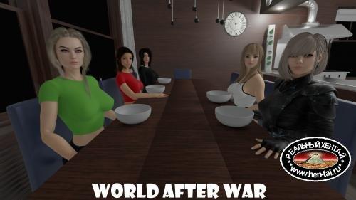 World After War [ v.0.37 ] (2019/PC/ENG)