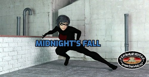 Midnight's Fall [Ch. 2 v.1.1]  [2019/PC/ENG] Uncen