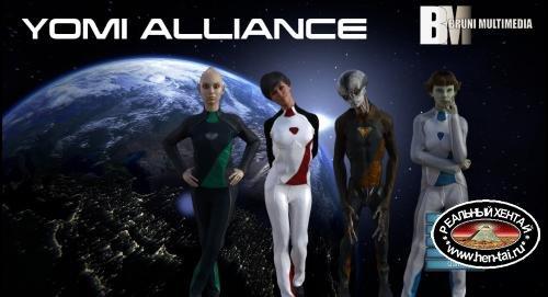 Yomi Alliance [ v.0.0.1 Demo ] (2019/PC/ENG)