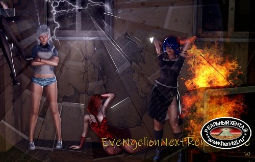 Eve'Ngelion Next Renaissance [v.0.1 Remake] [2019/PC/ENG] Uncen