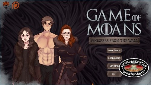 Game of Moans: Whispers From The Wall [v.0.2.4: Halloween Harvest] [2019/PC/ENG] Uncen