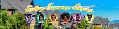 Sultry Summer Stories [v.0.1.3] [2019/PC/RUS/ENG] Uncen