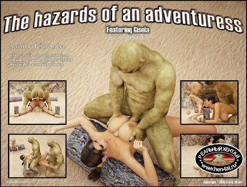 The Hazards of an Adventuress