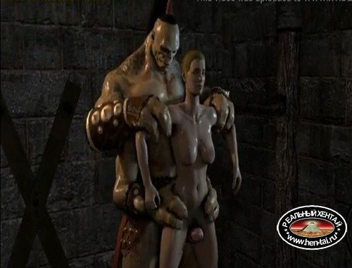 Cassie Cage and Sonya Fuck Monsters